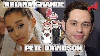 Ariana Grande et Pete Davidson: tout sur leurs fiançailles! #NRJ