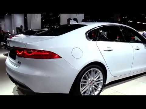 2018 Jaguar XF Automatic Diesel FullSys Features | New Design Exterior Interior | First Impression