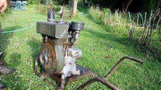 bernard W110 stationary engine (1943)