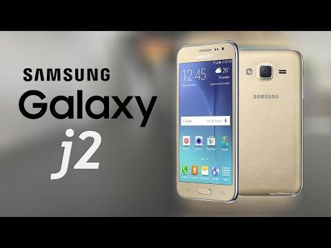 Смартфон Samsung Galaxy J2 Duos 8Gb - распаковка, характеристики