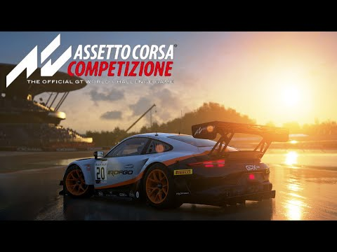 Circuit Zolder- Assetto Corsa Competizione Intercontinental GT Pack |