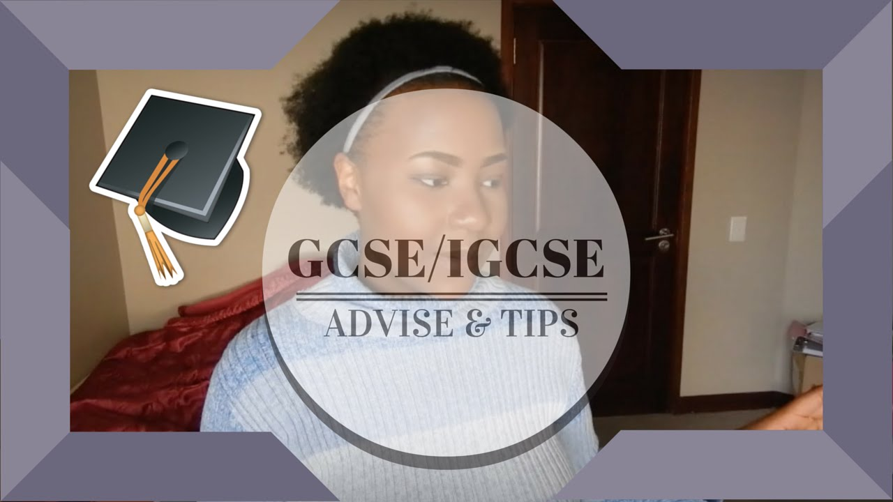 igcse exam tips I sat for my igcses in 2014, had 6 subjects to study and scored every grade from  a to d here are some tips which i learned from my mistakes: • study/revise the.