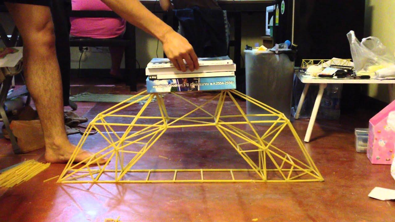 Spaghetti Structure ARC347 Arch Of RSU MOV YouTube