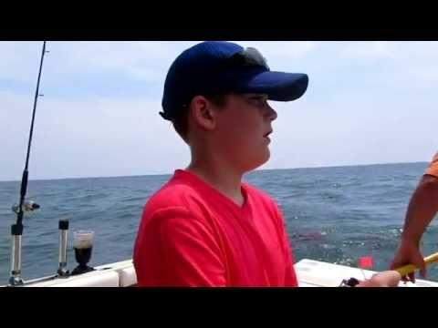 Trophy Taker Fishing Charters | Walleye Fishing On Lake Erie