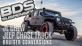 Wrangler JL Truck by Bruiser Conversions