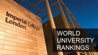 Top Indian Universities 2019 | World University Ranking
