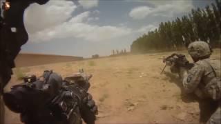 Thực địa ác liệt tại Afghanistan