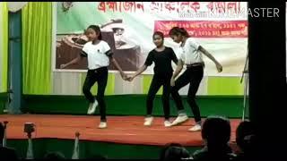 Live dance performance (RSV dance crew) at barmahjan  ...Suma diyana
