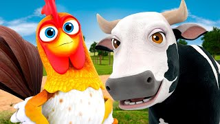Bartolito - Lola The Cow and More Farm's Animals! - Kids Songs & Nursery Rhymes