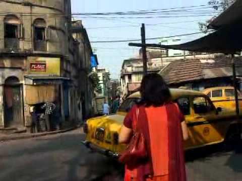 Roads of Calcutta.