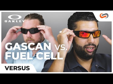 Oakley Gascan vs Fuel Cell | SportRx