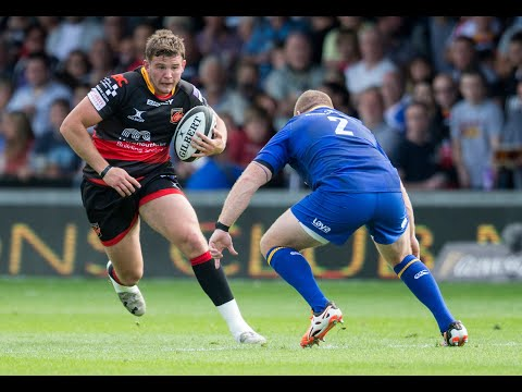 Round 1 Highlights: Dragons v Leinster Rugby