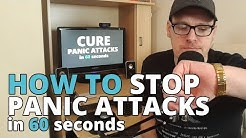 60 Second Panic Attack Cure - The Secret Formula To Stop Panic Attacks