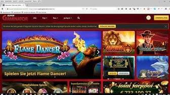 Supergaminator Casino Erfahrung und Test