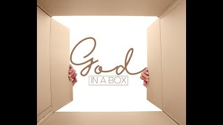 "GOD In A Box (Part 1) - ""On Demand GOD!"""