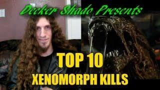 Top 10 Xenomorph Kills