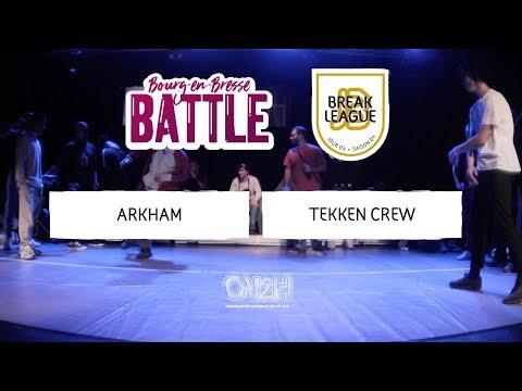 Akham vs Tekken Crew • SEMI FINAL • BOURG EN BRESSE BATTLE • BREAKLEAGUE J03S04