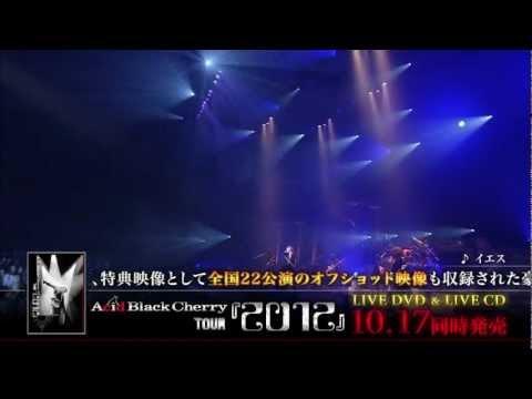 Acid Black Cherry / LIVE DVD 「Acid Black Cherry TOUR 『2012』」告知ムービー