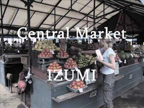 Original song - Central Market (IZUMI)