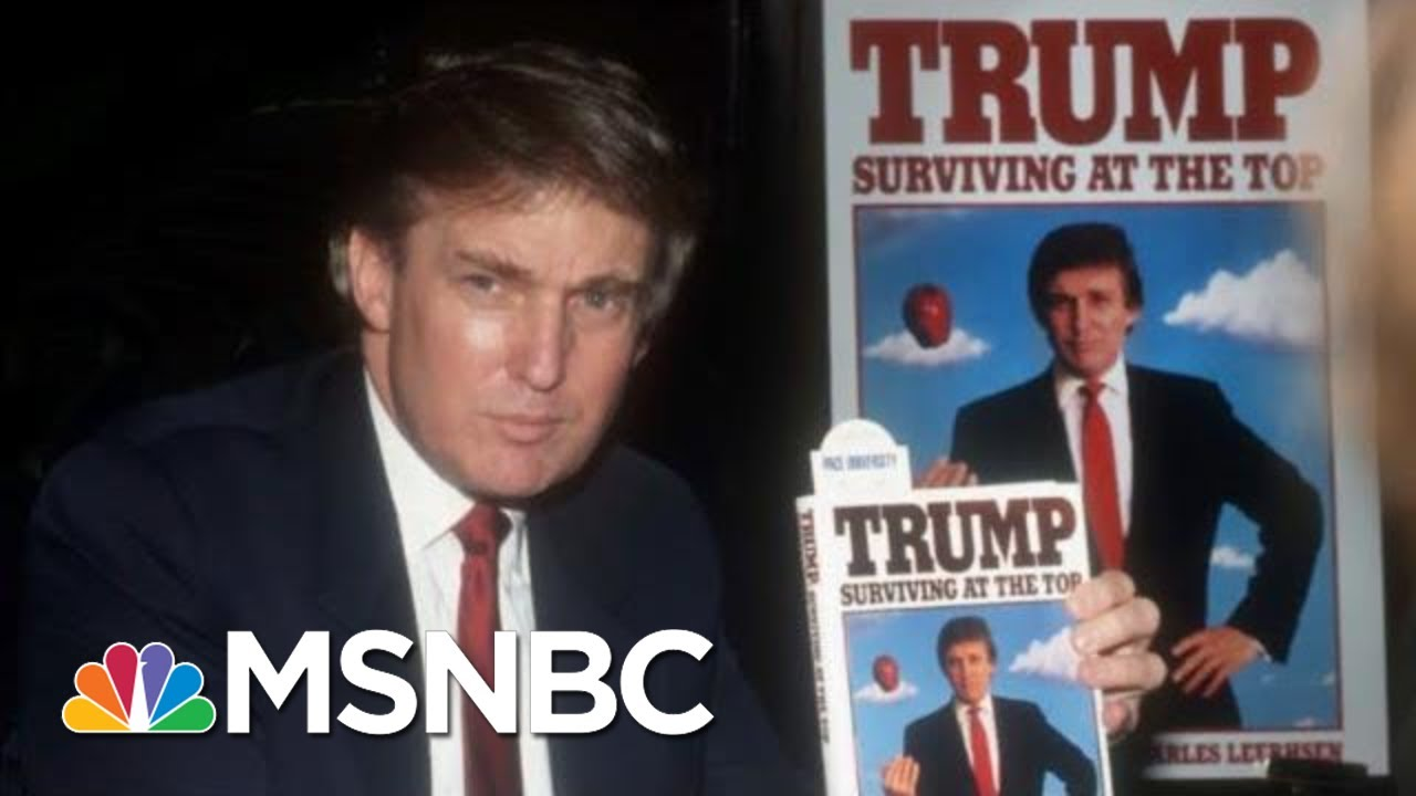 While Living Large In The 1980s And 1990s, Donald Trump Lost Over $1 Billion | The 11th Hour | MSNBC