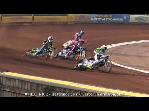 FINALE - FIM 250CC Speedway Youth World Championship 2019,21.07.2019-E
