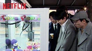 《Busted! 明星來解謎》精彩畫面搶先看:世勳 vs. 夾娃娃機!| Netflix TW