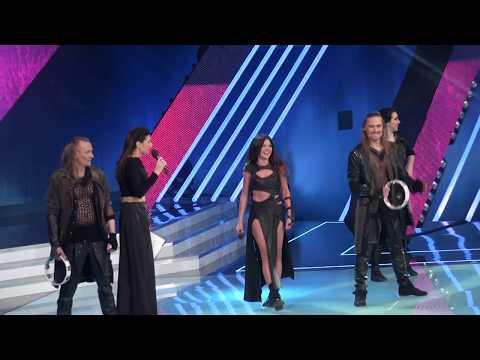 Ruslana - Wild Dances, Gala Premiilor Excelsior 2017.12.10