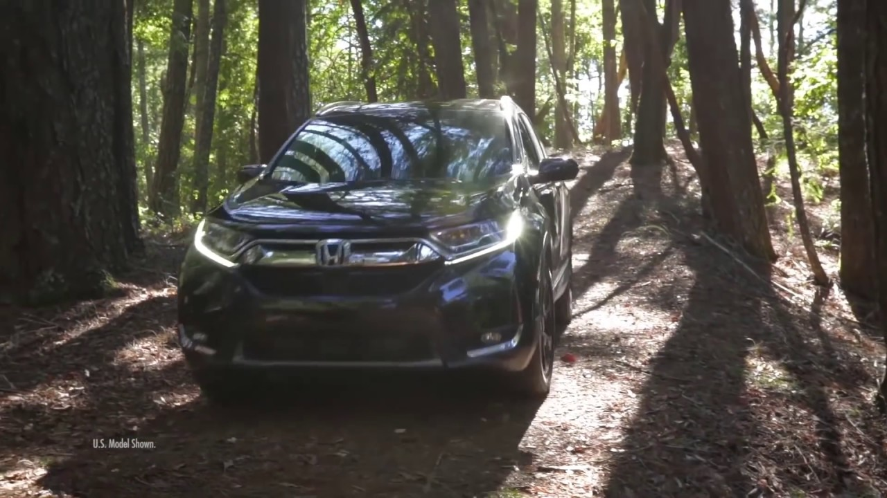 """Honda CR-V 2017 """"The Reawakening  Now playing on a road near you"""""""