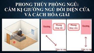 Phong Thủy Phòng Ngủ-Những Điều Cấm Kị-Cách Hóa Giải-Feng Shui Your Bedroom