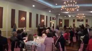 Miles of Hope Brunch 2015 Honoring Marist College feat. Marist Fox