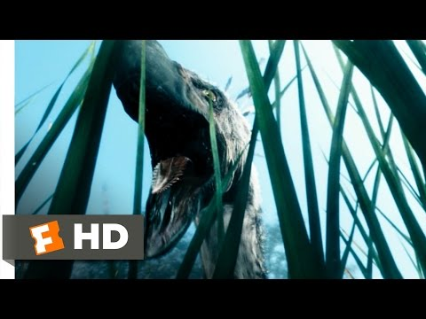 10,000 BC (3/10) Movie CLIP - Terror Bird Attack (2008) HD