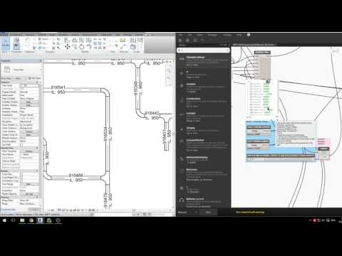 Calculate overall length of cable trays - Revit API - Dynamo