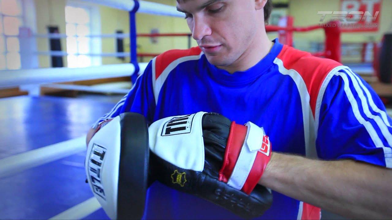 Как сделать лапу для бокса фото 518