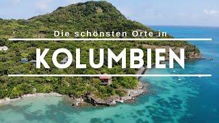 In kolumbien gibt es unglaubliche natur, einsame karibikinseln und pulsierende städte. da wir nur 3 wochen zeit hatten um das land mit unseren rucksäcken zu ...