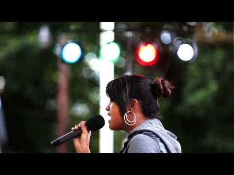 Jennanet Oregon Karaoke Challenge 2013 The Dalles OR.