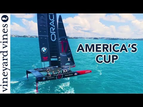 America's Cup 2017 Bermuda: The Birthplace of Sailing | vineyard vines