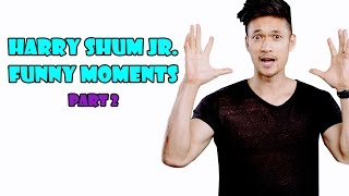 Repeat youtube video ►Harry Shum Jr. | Funny Moments [Part 2]