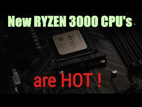 Ryzen 3600 Temperature Test  | Stock vs liquid cooler