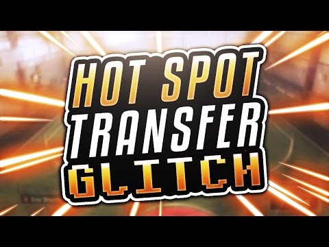 HOW TO TRANSFER HOT SPOTS GLITCH!! COPY HOT SPOTS FROM ONE PLAYER TO ANOTHER!! NBA 2K17