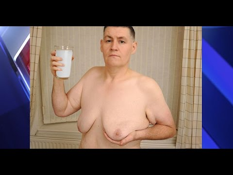 Man Grows Breast From Drinking Too Much GMO SOY MILK