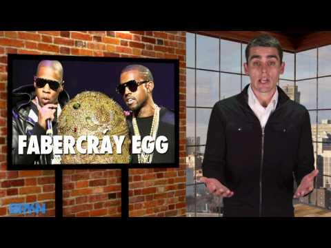 Police Stumble Across Million Dollar Faberge Egg