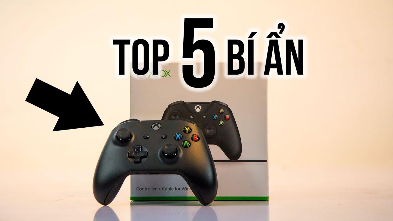 5 Điều Bạn CHƯA BIẾT Về Gamepad XBOX One! | HANOICOMPUTER