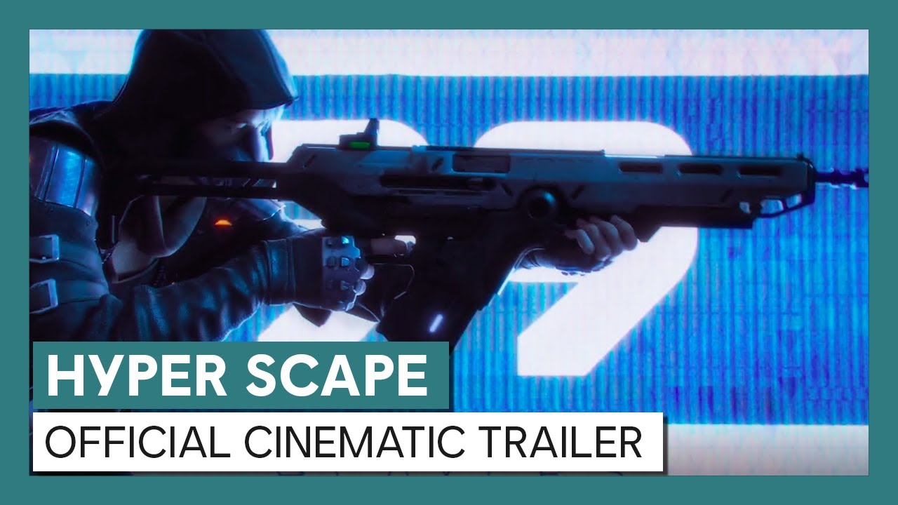 Hyper Scape: Official Cinematic Trailer