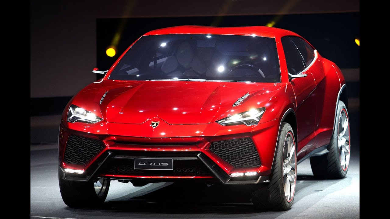 2017 Lamborghini Urus: The Practical Lamborghini - YouTube