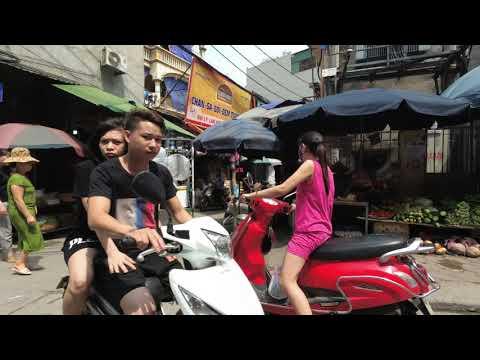 Hà Nội - Walking in Hanoi, Vietnam