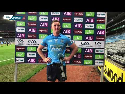 Ciarán Kilkenny talks to GAA.ie