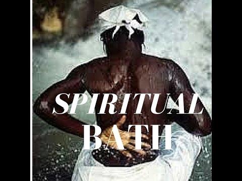 SPIRITUAL BATH: REMOVE NEGATIVE ENERGY