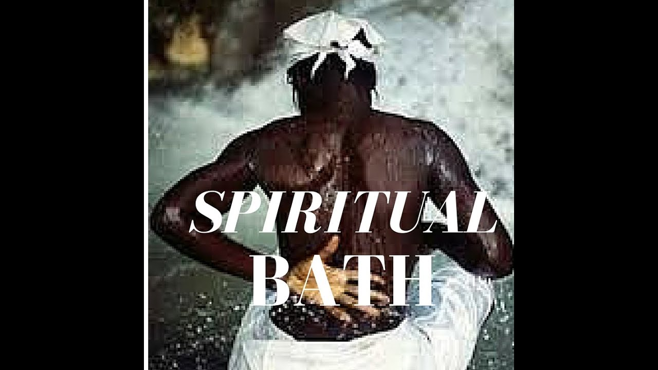 SPIRITUAL BATH: REMOVE NEGATIVE ENERGY