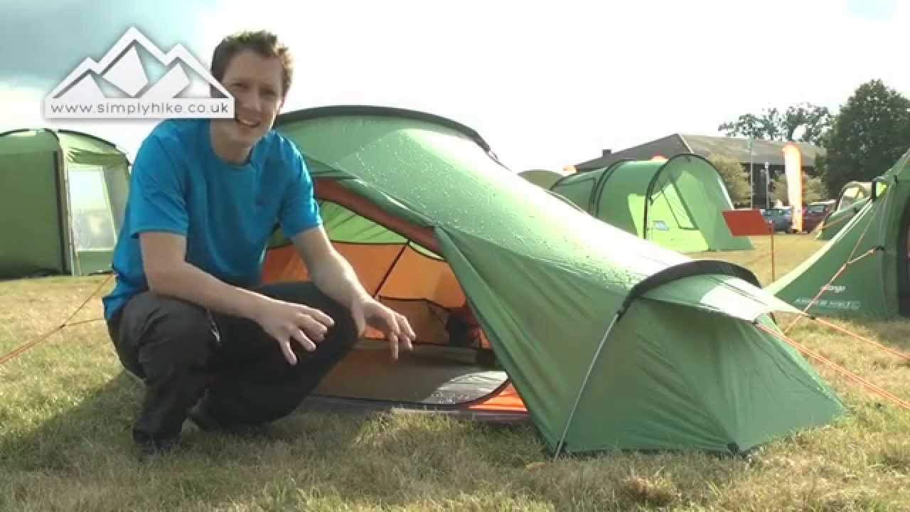 & Vango Banshee 200 Tent - www.simplyhike.co.uk - YouTube