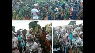 KABILA AZA DETERMINE NA CONGO APESI COMMISSION YA DEFENSE NA LIPASA NA YE JANETTE A D'ARME BA CAMPS